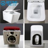 Toilette Mur-Arrêtée en céramique de Luxrious de conformité de la CE avec le cabinet d'aisance Bc-2395