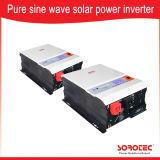 invertitore di riserva puro di energia solare dell'alimentazione elettrica dell'onda di seno del trasformatore a bassa frequenza 6kw per i comitati di PV