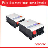 6kw Transformador de baja frecuencia de onda sinusoidal pura Alimentación de reserva de Energía Solar inversor para paneles fotovoltaicos