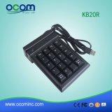 Кб20r карт с магнитной полосой с 20 клавишами для тройных Pinpad контакты