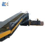 밀짚, 건초를 위한 Hba80-110110 자동적인 짐짝으로 만들 기계