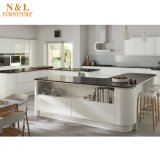 Moderne Küche-Entwurfs-Ausgangsmöbel-hölzerne Küche-Schrank-Möbel