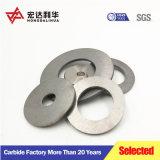Anéis de vedação de carboneto de tungstênio para discos Rolly