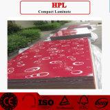 HPL 장 또는 부엌 Fomical 합판 제품