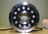 Luz da fonte do diodo emissor de luz do aço inoxidável do controle IP68 de Fenlin DMX