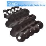 Человеческие волосы ранга 7A бразильские, волосы объемной волны