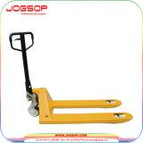 3t 685 con el manual de nylon del carro de paleta de la mano de la rueda Transpaleta/Transpalet