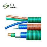 Couleur du tuyau flexible d'aspiration en PVC souple et flexible de l'eau/flexible de la pompe d'aspiration avec une bonne qualité