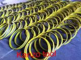 La lamierina di Kanzo 4670*34*1.1 millimetro della fascia ha veduto per l'acciaio di taglio 235A