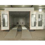 Cabine de jet chaude de peinture de véhicule de qualité de vente de conformité de &ISO de la CE