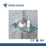 freie 8mm/färbten,/bereifte abgehärtete Eckregal-Glasglasregal