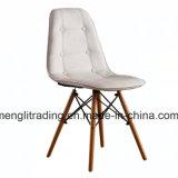 Muebles modernos Eames silla con el botón