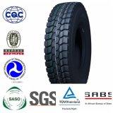 중국 공장 관 유형 광선 강철 TBR 바퀴 타이어 (12.00r20 11.00r20)