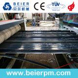 PVC+PMMA/ASA farbiger glasig-glänzender Dachridge-Fliese-Plastikproduktionszweig