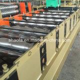 Roulement de tuile glacé par toit en acier de couleur formant la machine