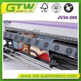 Impresora ancha del formato de Mimaki Jv34-260 para la impresión de alta velocidad de la inyección de tinta