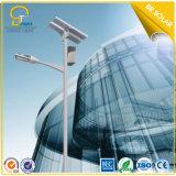 luz solar del camino de los 6m poste 30W LED con Soncap aprobado