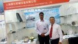 Máquina positiva y negativa 1 del control del PLC de la eficacia alta de Pressue Thermoforing