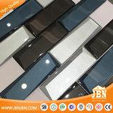 새로운 디자인 테두리 미러 유리제 모자이크 타일 (M855418)