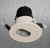 7W LED de aluminio de fundición bañador de pared IP35
