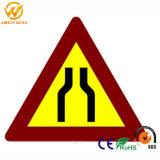 安全警告のためのすべてのプラスチック道路交通の円錐形の印
