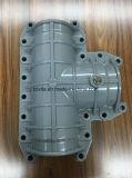Braçadeira reparada T do PVC para a fonte de água