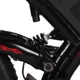 bici di montagna grassa elettrica della gomma di potere verde di 750W 48V