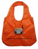 Saco Foldable do cliente, sacos da promoção, estilo uniforme do karaté, sacos reusáveis, de pouco peso, de mantimento e acessível, presentes, promoção, saco de Tote, decoração & acessórios