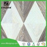 Material laminado de madera de la decoración del tecleo de Unilin de los azulejos de suelo