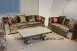 Moderner italienischer Sitz des Wohnzimmer-Möbel-Hotel-Empfang-Sofa-2