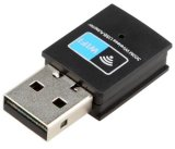 Minigroße geschwindigkeit USBDongle 300Mbps MiniWiFi drahtloser USB-Adapter USBWiFi Dongle