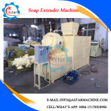 mini linha de processamento do sabão da lavanderia 50-150kg/H/hotel/toalete