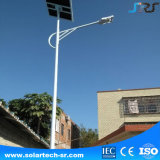 Indicatore luminoso di via solare intelligente del regolatore di Digitahi (YZY-LD-018)