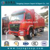 HOWO 8*4 Ladung-LKW mit Dieselmotor des Euro-3