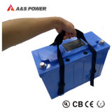 Batterie profonde du pack batterie LiFePO4 de volt 100 du cycle 12 oh