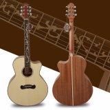 Guitarra elétrica acústica feita sob encomenda chinesa com preço barato