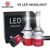 Markcars自動ライト9005/9006/H4 LED車のヘッドライト