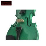 Большинств популярная предварительная древесина на скрипка 4/4 цвета