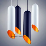 6 Farben in der hängenden Aluminiumlampe für Innenbeleuchtung
