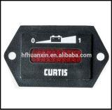 Curtis Medidor de Bateria Descarregada 906 com medidor de combustível da Bateria