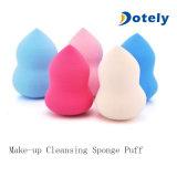 Mezclador facial de la esponja de la belleza del maquillaje Shaped del Calabash