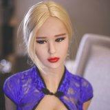 La novedad de trigo de juguete adulto del sexo de silicona de 3D Muñeca de amor