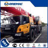 Sany 80t 트럭 기중기 Stc800 이동 크레인 인도에 있는 80 톤