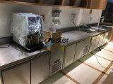Quatre portes réfrigérateur commercial acier inoxydable Refroidisseur banc pour un café ou l'hôtel (GN4100TN)