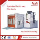 Línea auto tipo económico cabina usada de la fábrica de Guangli del producto de la pintura de Overn de la hornada de la cabina de aerosol con la iluminación