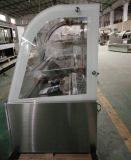 Caso di visualizzazione di disgelamento automatico di marmo della torta del frigorifero di alta qualità (RL760A-M2)
