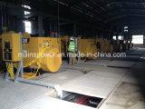 3516b 2500kVA generador diesel Cat Jobsit en espera de la instalación del generador de ingeniería