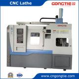 Lathe CNC с Slant кроватью плюс затяжелитель Gantry в подносе