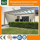 Großhandelsaluminiumpergola-Terrasse-Deckel-flaches Patio-Deckelmetall gestalteter Pergola