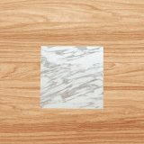 Carrelages de marbre de vinyle de PVC Lvt des graines